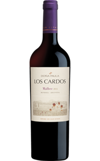 Los Cardos Malbec 2015 750ml - Case of 12